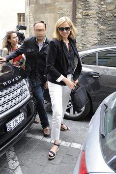 La infanta Cristina e Iñaki Urdangarin continúan con su rutina en Ginebra, tres días antes de que comience el juicio por el caso Nóos