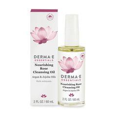 Derma E Nourishing Rose Cleansing Oil - Cosmopolitan.com