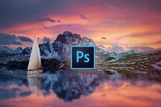 Create a Water Reflection With Photoshop Photoshop Design, Photoshop Tutorial, Cool Photoshop, How To Use Photoshop, Photoshop Actions, Advanced Photoshop, Photoshop Projects, Photoshop Brushes, Lightroom