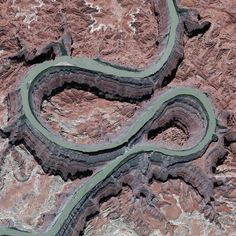 20 Amazing Photographs Of Earth, Taken From Space-Utah, USA