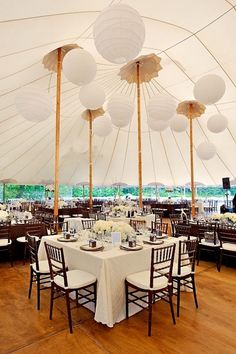 All You Need to Know About Wedding Tents