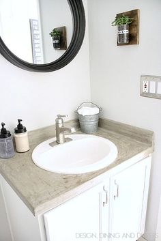 If you're looking for new ways to give your bathroom a stylish upgrade without spending a fortune, this post is for you. A bathroom is an important and easy room to refresh on a small budget without t
