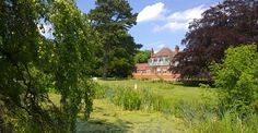 The beautiful Healing Manor Hotel in North East Lincolnshire