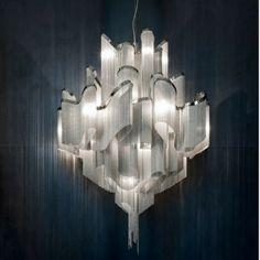 Terzani Stream Suspension Light on shopstyle.com.au