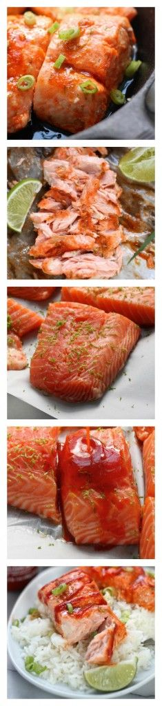 You're going to love this fast, easy, flavor packed salmon! Everyone who has made this raves! And it only takes 20 minutes start to finish.