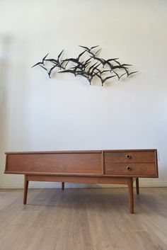 Mid Century Kipp Stewart for Drexel Coffee Table