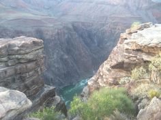 grand canyon plateau point