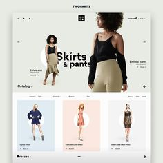 TwoHabits в Instagram: «OGGO by @agimadesign — The design concept for store where you can find women's fashion clothing & shoes / Daily inspiration, follow us and…» Wordpress Landing Page, Model Poses Photography, Make Design, Ui Design, Graphic Design, Daily Inspiration, Lace Dress, Ecommerce, Fashion Outfits
