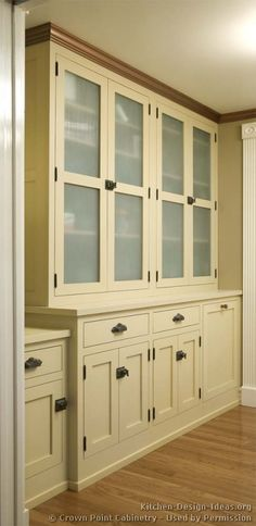 Great Butlers Pantry cabinet