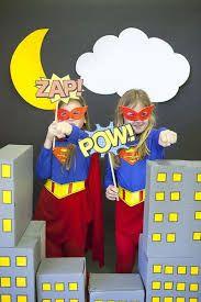 Resultado de imagen para decoracion superheroes