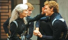 PHOTO: Mags Smiles Adorably at Finnick