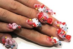 japanese nail art designs