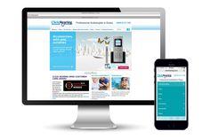 Click Hearing responsive website design