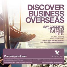 Love #health products? Begin a new business! http://foreverlivingwithhlobi.flp.com/home.jsf