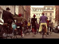The Rugby London Tweed Run—A Recap - YouTube
