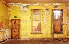 Abandoned orphanage, Buffalo.