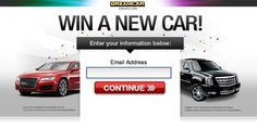 Enter to Win a New Car!