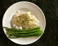 Easy Bake Flounder Fillets