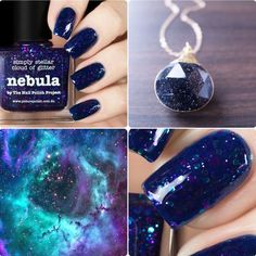 "Picture Polish ""Nebula"""