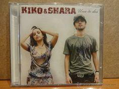 KIKO/SHARA. UNA DE DOS. CD / SONY BMG - 2007. 12 TEMAS. CALIDAD LUJO.