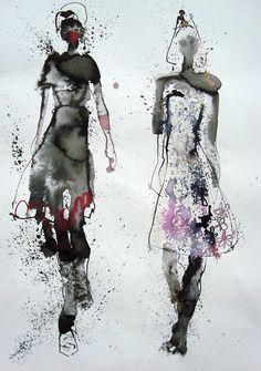 Fashion Illustration | Flickr: partage de photos!