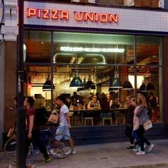 trainspotters.co.uk-  industrial lighting projects pizza union kings cross london.