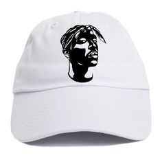 0a1e07eaf24 100% cotton 2 Pac dad hat. One size fits all! Adidas Dad Hat