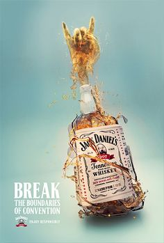 adv / Jack Daniels 1907 by SLS Ad Co