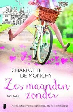 Book review: Zes maanden zonder van Charlotte de Monchy