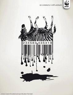 No comerciemos con animales.