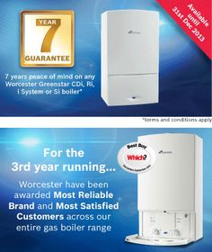 Dean watts offers worcester boiler installation, annual gas boiler repair, servicing by professional gas engineers and central heating engineers in hertford, stevenage and harlow.