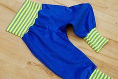 Fashion-Kids & Little-Fashion : Pumphosen made by MANU