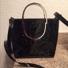 Classic coco chanel crossbody Authentic good condition. Strap detachable. Look closely and you can see the 'coco' word embossed in the bag. CHANEL Bags Crossbody Bags