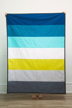 limited edition pacific quilt PREORDER // on the wall