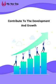 contribute to the development and growth