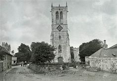 Sprot Church - West End - Sprotbrough Local History Group http://sprotbroughhistory.co.uk/image-gallery/#jp-carousel-102