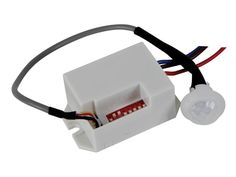 12V Mini PIR Motion Detector PIR416 - use to activate led strip in porch / kitchen