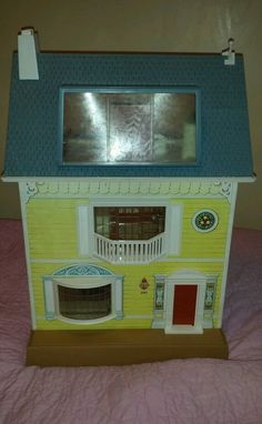 Fisher Price Loving Family Christmas Dollhouse