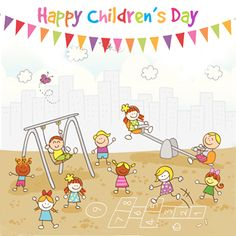 We all have a little child hidden in ourselves! Isn't it? So, here's to all the children in the world a #HappyChildrensDay   #KeepThatChildAliveInYou