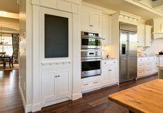 Secret pantry door-closed