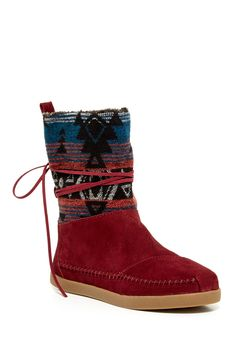 Nepal Boot by TOMS  I got em!! So comfy!!