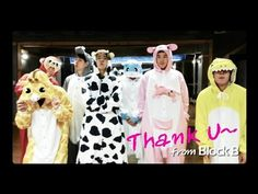 "VIDEO: Block B unveils hilarious dance practice of ""HER"" in animal onesies!   Koreaboo — breaking k-pop news, photos, and videos"