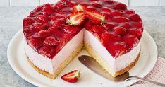 We Brand 4 You Strawberry mascarpone cake - light Best Brownie Recipe, Brownie Recipes, Cheesecake Recipes, Dessert Simple, Homemade Brownies, Best Brownies, Mug Recipes, Baking Recipes, Healthy Dessert Recipes
