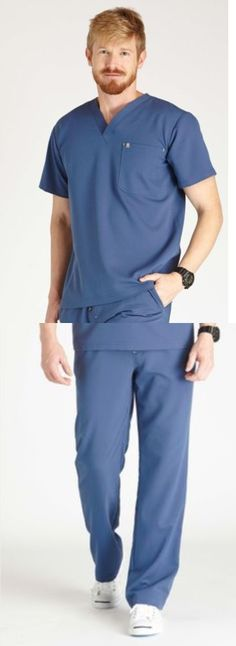 31493520de3 Sets 105432: New Figs Xs Scrubs Uniform Set Midnight Blue For Medical And  Dental 2 Styles -> BUY IT NOW ONLY: $52.99 on eBay!