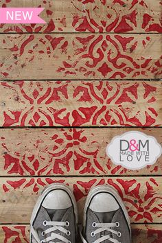 Floor, wall, tile and fabric stamps - NEW from D&M made with love https://hellopretty.co.za/dm-made-with-love-pty-ltd/new-large-floor-tile-wall-and-fabric-stamps