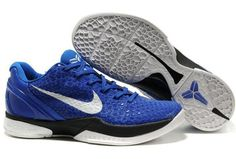http://www.airfoamposite.com/nike-zoom-kobe-6-varsity-royal-white-black-p-407.html NIKE ZOOM KOBE 6 VARSITY ROYAL WHITE BLACK Only $81.06 , Free Shipping!