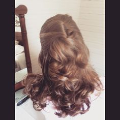 Bridesmaid wedding hair by @donna_executivehair #wedding #hair #bridesmaid #bridesmaids #weddinghair