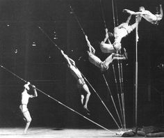 Pole Vault in the old days