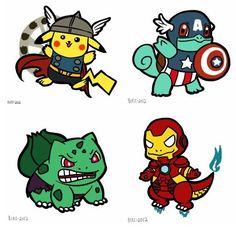 Pokemon (Avengers)