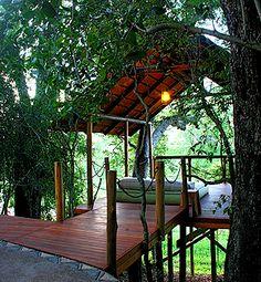 Jock Safari Lodge, Kruger National Park, South Africa ** Jock Safari Lodge, Kruger National Park, So Parc National Kruger, Pergola Designs, Backyard Landscaping, Backyard Pergola, Lodges, Bungalow, Outdoor Living, Outdoor Sofa, Garden Design